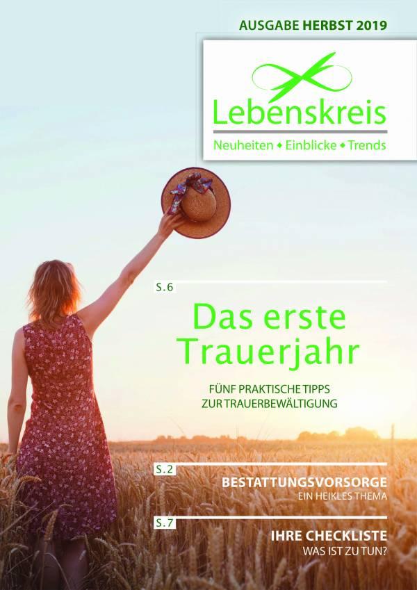 Lebenskreis Herbst 2019
