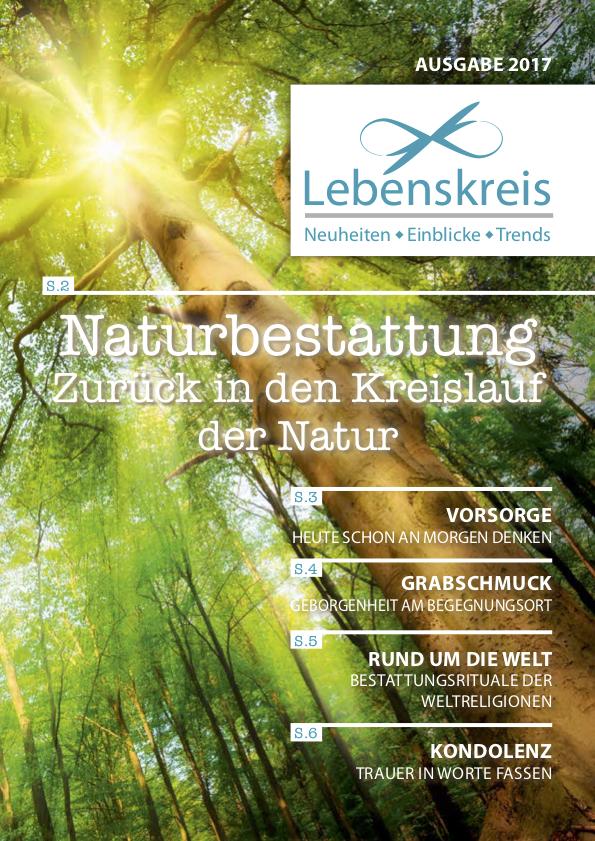 Lebenskreis Herbst 2017 Deckblatt