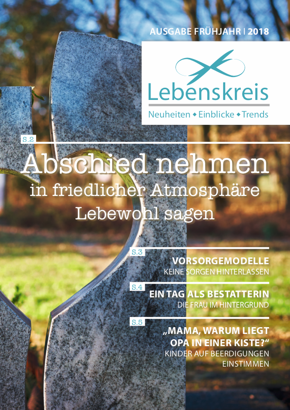 Lebenskreis Frühjahr 2018 Deckblatt