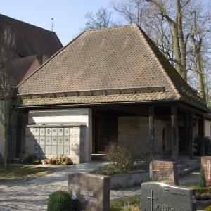 Friedhof Großgründlach